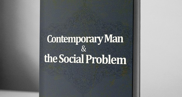 Contemporary Man and the Social Problem – eBook