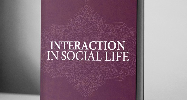Interaction in social life – eBook