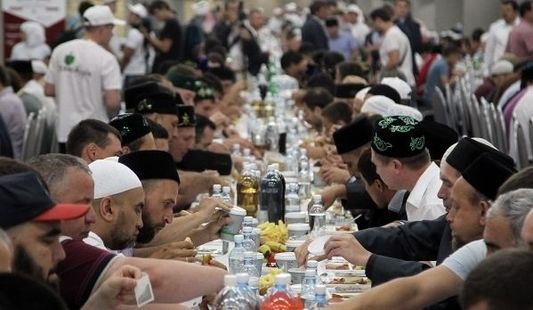 "Mosque in Tatarstan to launch ""free Ramadan taxi"" for elderly, disabled"