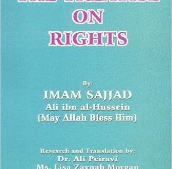 The Titles of Risalat al-Huquq (Treatise on Rights)
