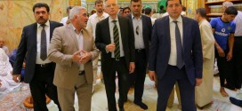 We are Proud of Being in Holy Shrine of Imam Ali – French Ambassador