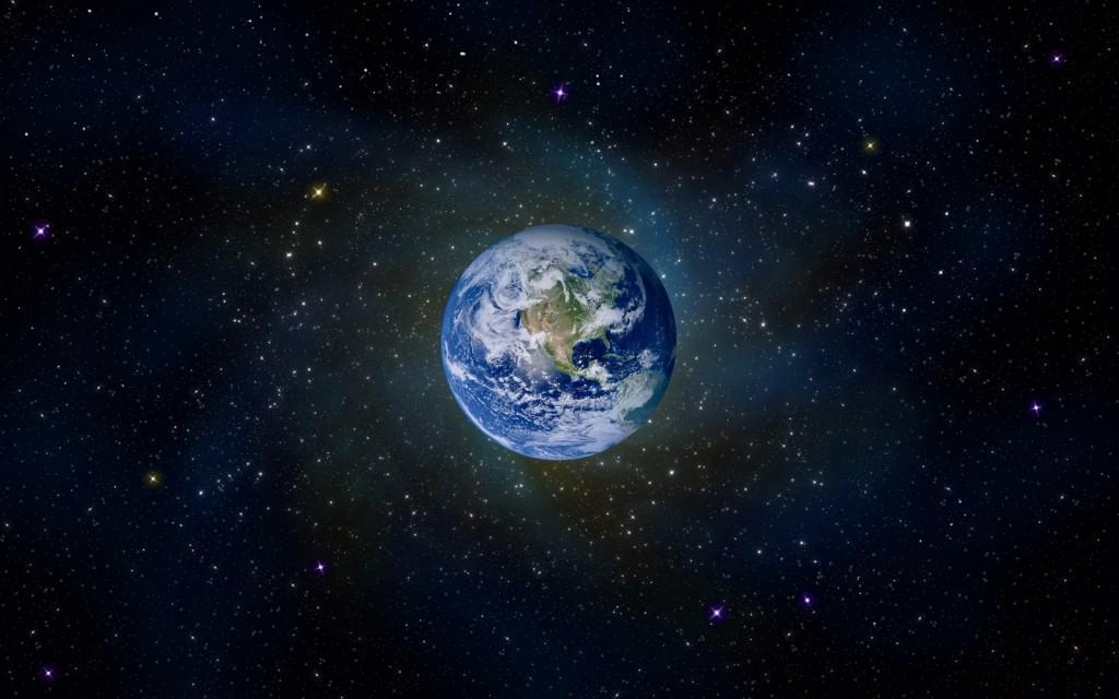 Earth-the-universe-stars-435