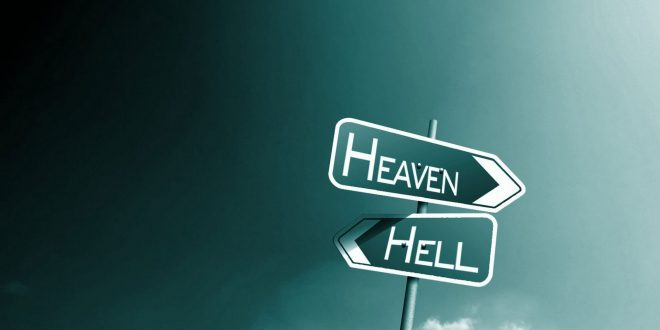 Are Heaven and Hell just myths or realities?