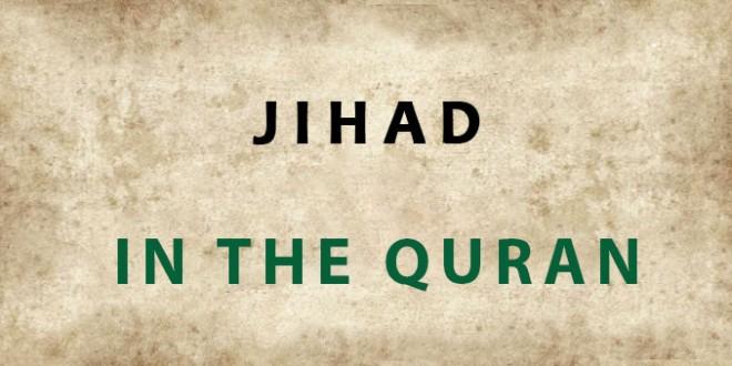 Jihad in the Quran / part 1